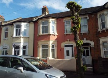 Thumbnail 3 bed terraced house to rent in Central Park Road, Upton Park