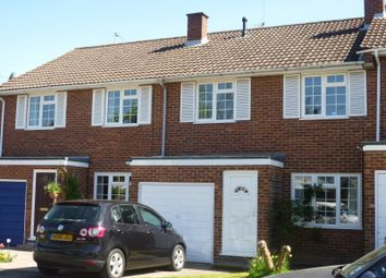 Thumbnail 3 bed terraced house to rent in Martin Way, St. Johns, Woking