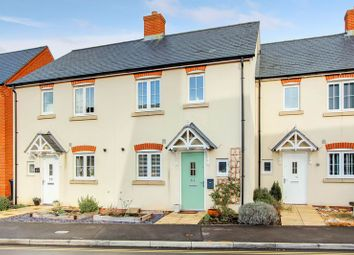 Thumbnail 2 bed terraced house for sale in Chivers Road, Romsey, Hampshire