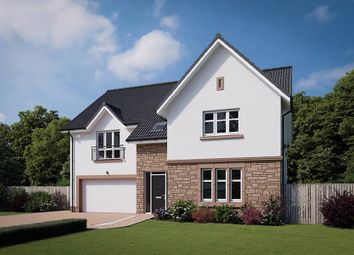 "Thumbnail 5 bed detached house for sale in ""The Moncrief"" at Davidston Place, Lenzie, Kirkintilloch, Glasgow"