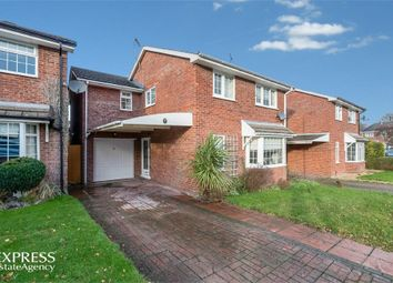 Thumbnail 4 bed detached house for sale in Laurel Close, Marford, Wrexham