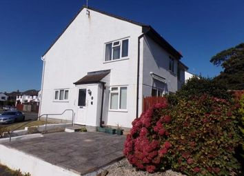 Thumbnail 1 bed end terrace house for sale in Plymouth, Devon