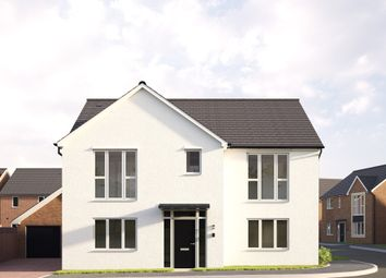 Thumbnail 5 bed detached house for sale in Reading Road, Wantage