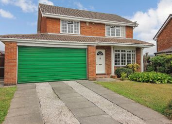 Thumbnail 4 bed detached house for sale in Newhaven Close, Bury