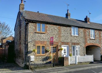 Thumbnail 2 bed end terrace house for sale in Station Road, Chinnor