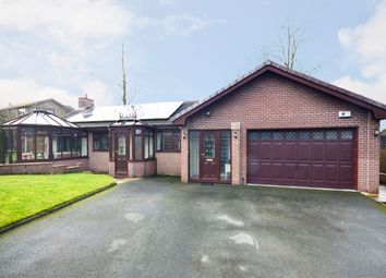 Thumbnail 3 bed detached bungalow for sale in Sandon Road, Hilderstone