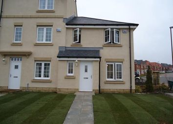 Thumbnail 3 bed end terrace house to rent in Burnbrae Terrace, Bonnyrigg