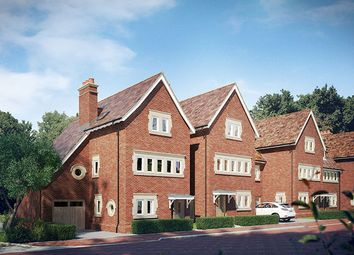 Thumbnail 4 bed detached house for sale in Bittacy Hill, The Ridgeway, Mill Hill, London