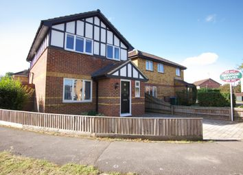 Thumbnail 4 bedroom detached house for sale in The Pastures, Coppice, Aylesbury