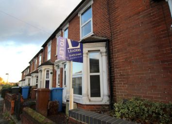 Thumbnail 3 bedroom terraced house to rent in Belstead Road, Ipswich