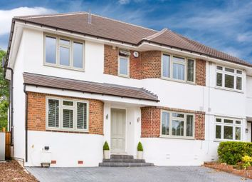 Thumbnail 5 bed semi-detached house for sale in Sterry Drive, Epsom