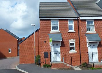 Thumbnail 2 bed semi-detached house for sale in Ferris Way, Paxcroft Mead, Trowbridge