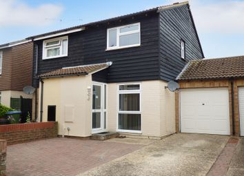Thumbnail 2 bed semi-detached house for sale in The Moorings, Littlehampton