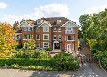 Thumbnail 2 bed flat for sale in Newholme Court, 89A Oatlands Drive, Weybridge, Surrey