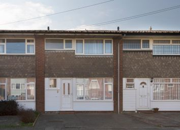 Thumbnail 3 bed terraced house for sale in Foreness Close, Broadstairs