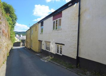 Thumbnail 1 bed end terrace house for sale in Silver Street, Buckfastleigh, Devon