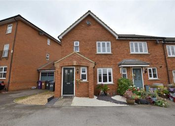 Thumbnail 2 bed end terrace house for sale in Hunt Hill Close, Stevenage, Herts