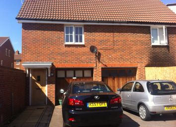 Thumbnail 2 bed end terrace house for sale in Errington Close, Hatfield