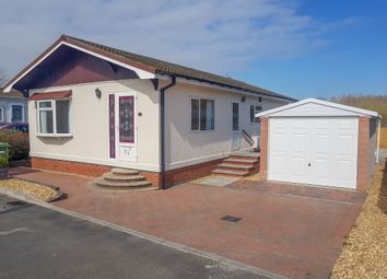 Thumbnail 2 bedroom mobile/park home for sale in Pound Road, Beccles