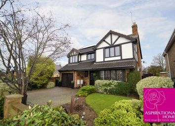 Thumbnail 4 bed detached house for sale in 10 Carlow Road, Ringstead, Northamptonshire