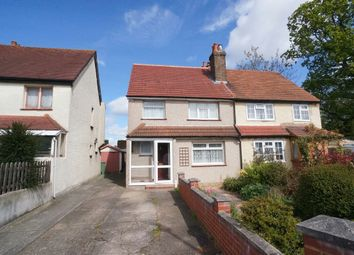 Thumbnail 3 bed semi-detached house to rent in Aultone Way, Carshalton, Surrey