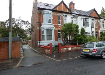 Thumbnail 4 bed end terrace house for sale in Chatsworth Grove, Whalley Range, Manchester.