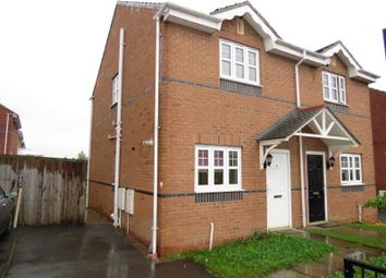 Thumbnail 2 bed semi-detached house to rent in Cartmell Court, Leeds