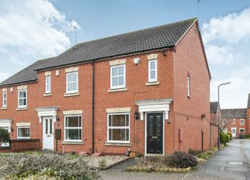 Thumbnail 2 bed end terrace house for sale in Dey Croft, Chase Meadow Square, Warwick