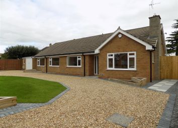 Thumbnail 4 bed bungalow for sale in Willow Lane, Langar, Nottingham