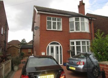 Thumbnail 3 bed detached house for sale in Platt Fold Road, Leigh, Lancashire