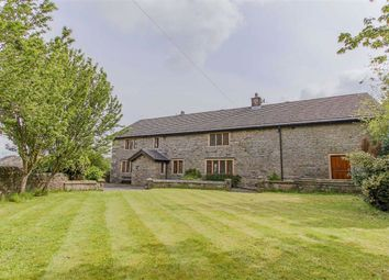 Thumbnail 4 bed barn conversion for sale in Lower Aspen Lane, Oswaldtwistle, Lancashire