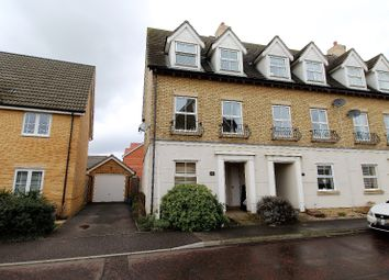 Thumbnail 3 bed terraced house for sale in Robin Crescent, Stanway, Colchester