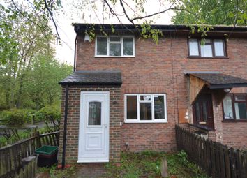 Thumbnail 2 bed end terrace house to rent in Walsham Close, London