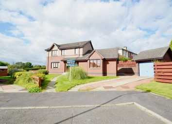 Thumbnail 5 bed detached house for sale in Craigford Drive, Bannockburn, Stirling