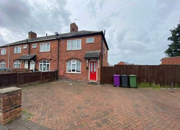 Thumbnail 3 bed end terrace house for sale in Hawksford Crescent, Wolverhampton