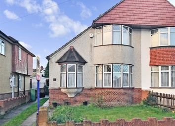 Thumbnail 3 bed semi-detached house for sale in Falconwood Avenue, Welling, Kent