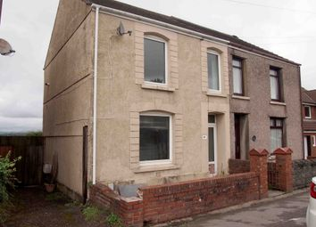 Thumbnail Semi-detached house for sale in Victoria Road, Swansea, West Glamorgan