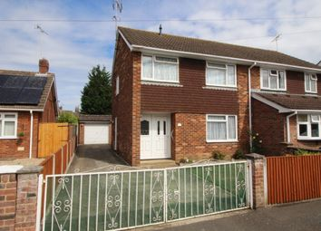 3 bed semi-detached house for sale in Curtis Road, Willesborough, Ashford TN24