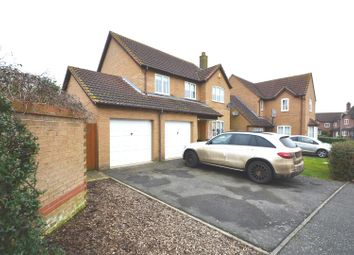 Thumbnail 4 bed detached house for sale in Fenton Drive, Carlby, Stamford
