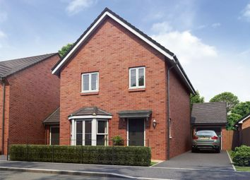 "Thumbnail 4 bedroom link-detached house for sale in ""The Wordsworth"" at Hartburn, Morpeth"