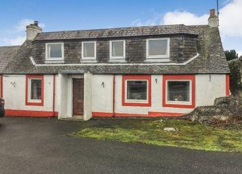 Thumbnail 4 bed semi-detached house for sale in Main Street, Kirkcowan