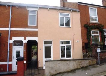 Thumbnail 3 bed terraced house for sale in Higher Albert Street, Chesterfield