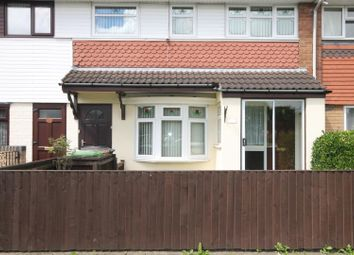 Thumbnail 3 bed terraced house to rent in Telford Road, Beechdale, Walsall