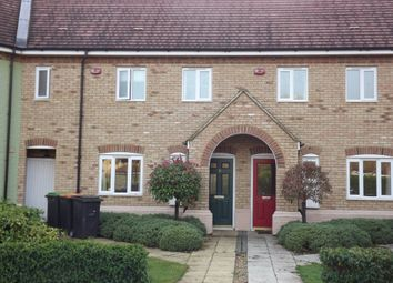 Thumbnail 4 bed terraced house to rent in Flax Close, Oakley, Bedford