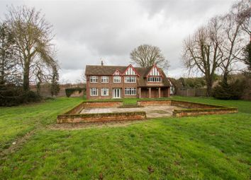 Thumbnail 5 bed detached house to rent in Radwinter Road, Saffron Walden