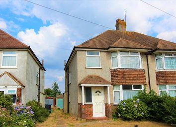 Thumbnail 3 bed semi-detached house for sale in Homefield Road, Old Coulsdon, Surrey