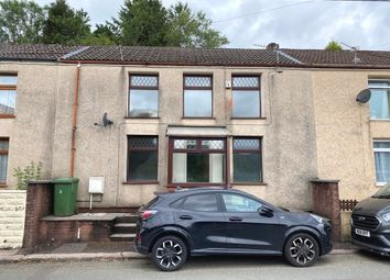 Thumbnail 3 bed terraced house to rent in Glamorgan Terrace, Penrhiwfer -, Tonypandy