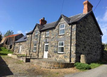 Thumbnail 3 bedroom detached house for sale in Llanegryn, Tywyn, Gwynedd