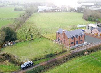 4 bed detached house for sale in Little Ankerton, Eccleshall, Staffordshire ST21