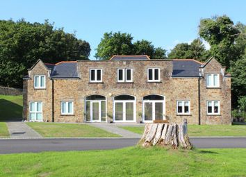 Thumbnail 4 bed terraced house for sale in Castle View, Blackpill, Swansea, West Glamorgan.